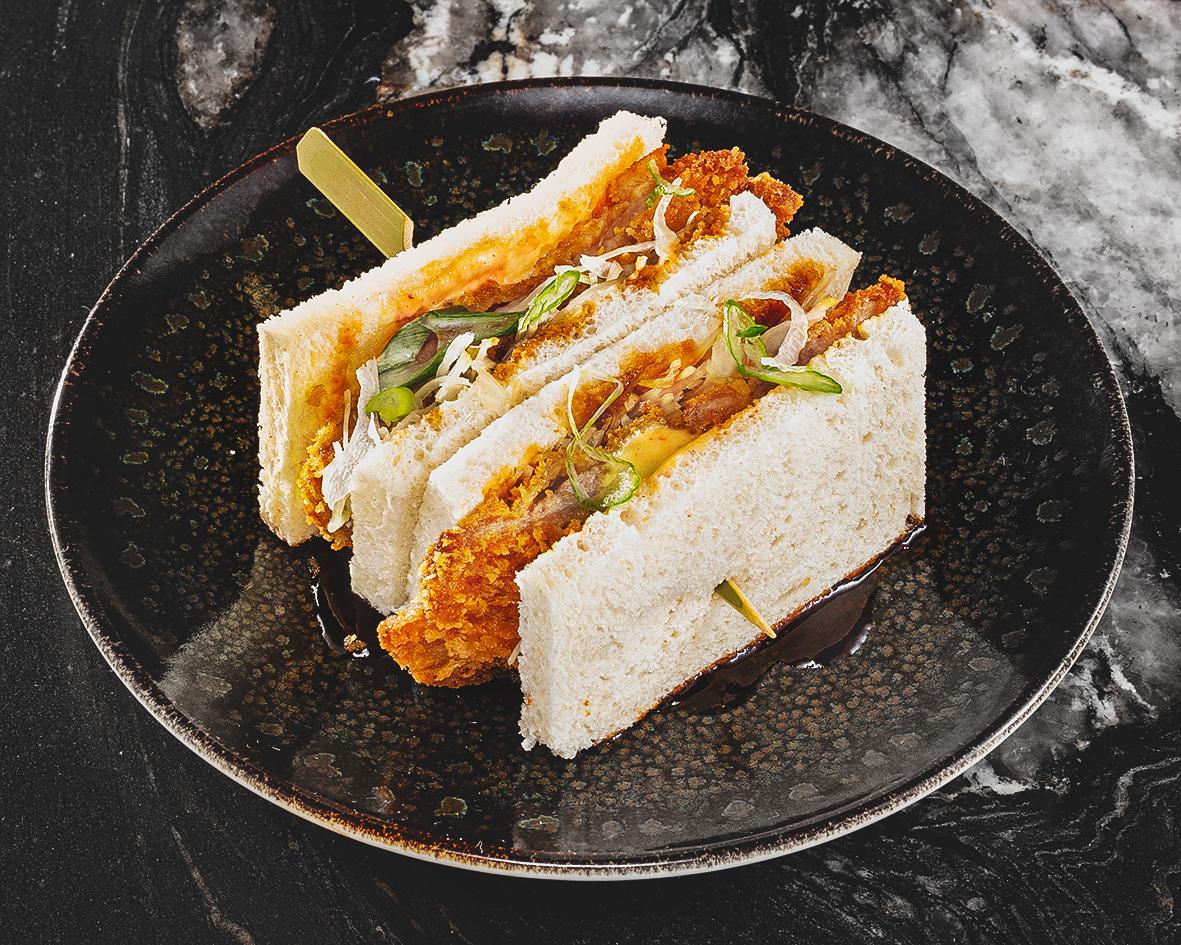 Mirai Sandwich Katsu Sando