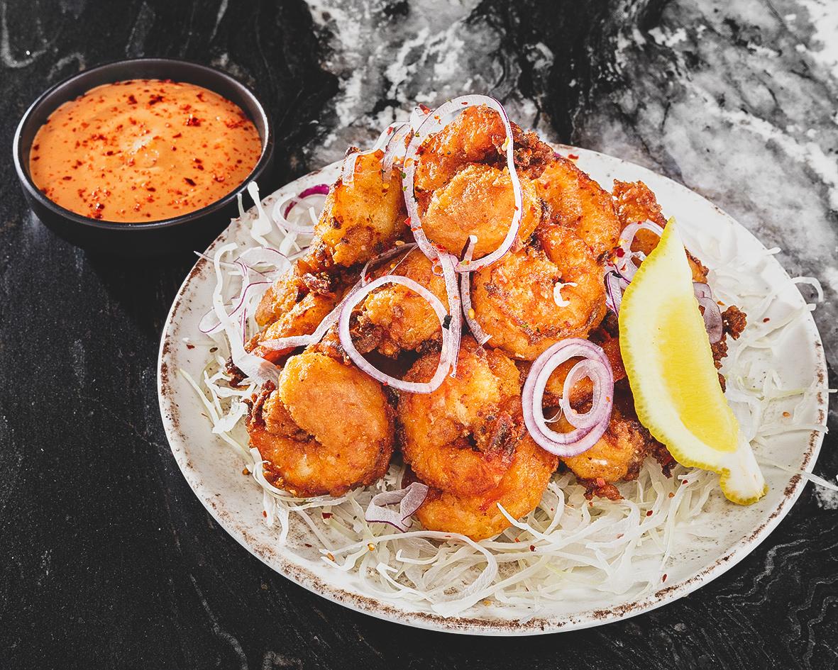 Mirai Abendessen Fisch & Fleisch